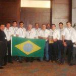 Comitiva brasileira participa fortemente da Convenção Mundial do Senepol