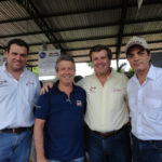 ITA Senepol conta com o apoio da S+ em Rio Verde (GO), durante a feira Tecnoshow Comigo