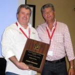 Junior Fernandes recebeu o Prêmio Mario Gasperi