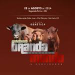 S+ na assessoria de mais um grande leilão Senepol 2014: Genética Brandamundo.