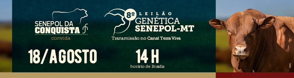 8º Leilão Genética SenepoL MT