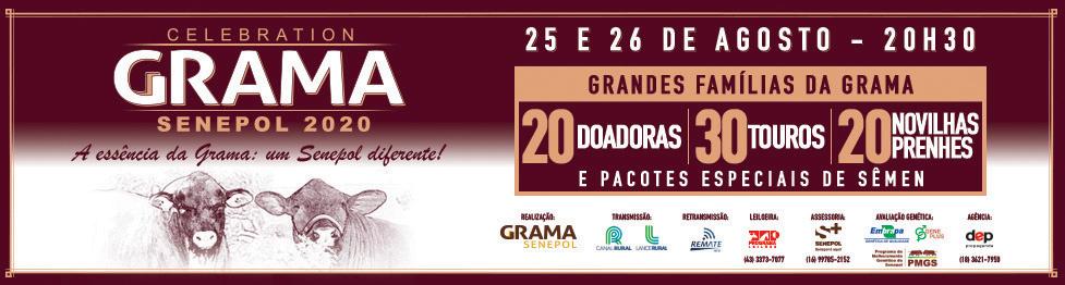 Celebration Grama Senepol 2020 – 2º e 3º Dia